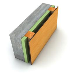 Fassadenplatten Holz fassadenverklebung fassadenplatten